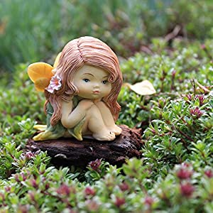 Top Collection Miniature Fairy Garden And Terrarium Little Fairy