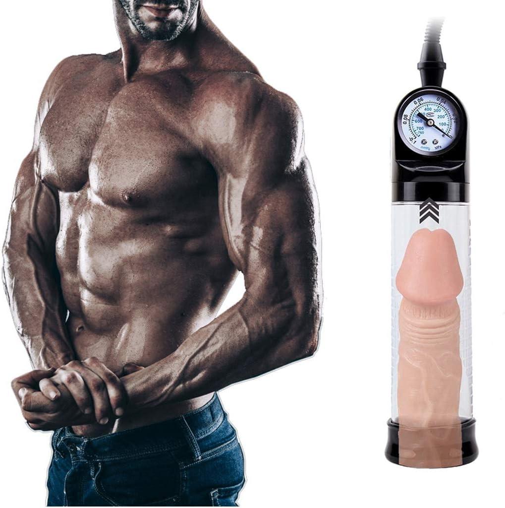 不适用 Personal Masturbers Toy Extender Penile Sleeve Bigger & Stronger & Thicker & Longer Growth Vacuum Pump for Men Adult Toys for Pleasure