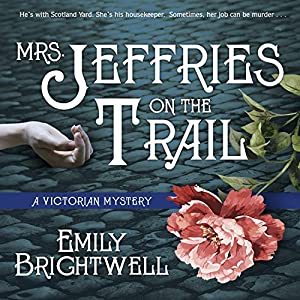 Mrs. Jeffries on the Trail Audiobook