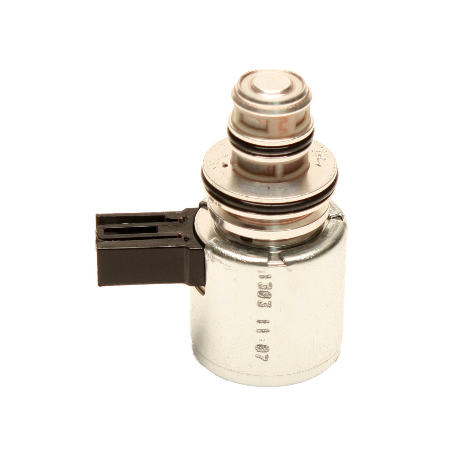 BORG WARNER 50185 Governor Pressure Solenoid with 2 Pin Connector, A518, 727, 1993-Up by BorgWarner