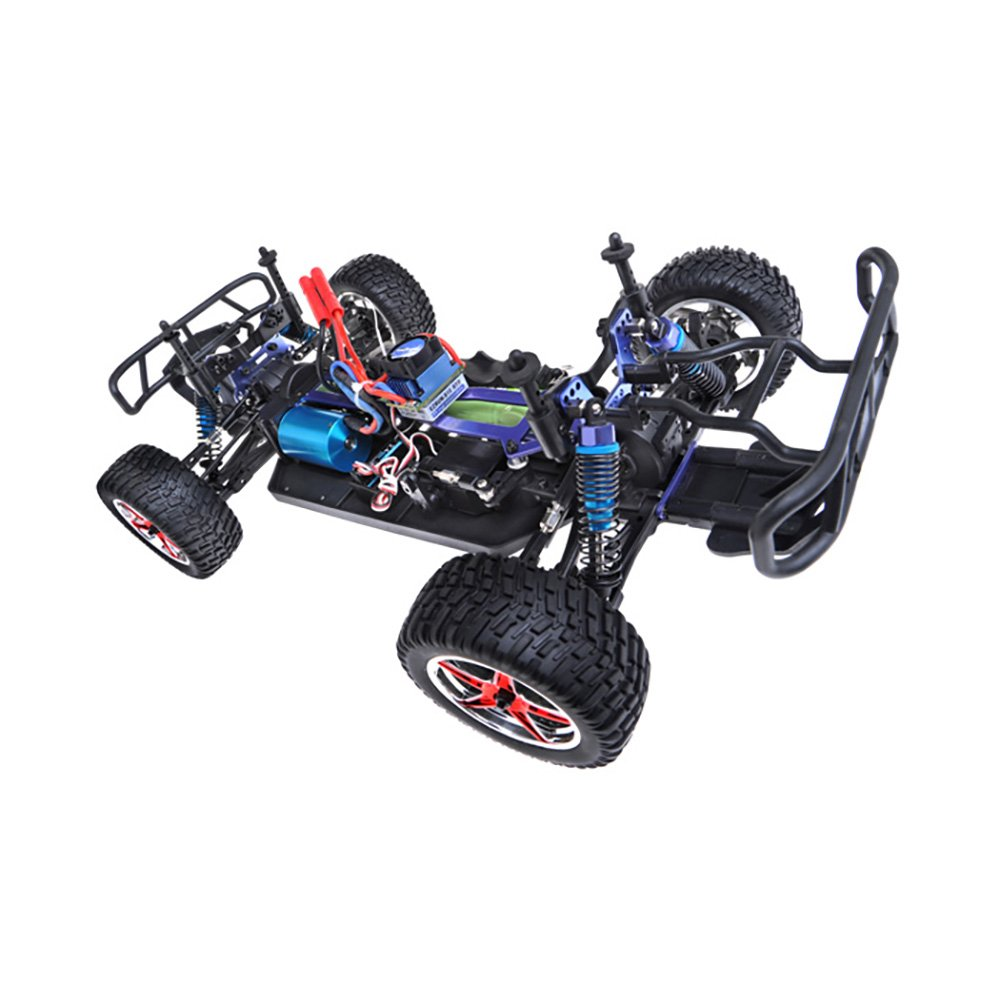Rc Cars Trucks Diagram Reinvent Your Wiring Rac For Car Images Gallery Amazon Com 1 10th 2 4ghz Brushless Exceed Rally Monster Electric Rh Nitro
