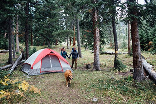 Wenzel Ridgeline Tent – 3 Person