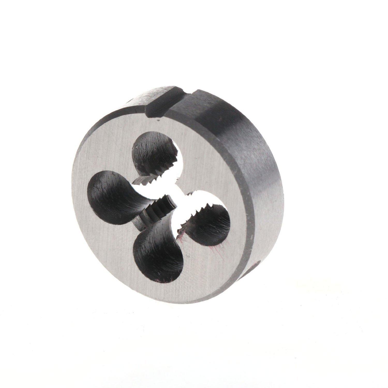 OD 25mm die button set LH left handed HSS metric Hand tap M8 x 1.0