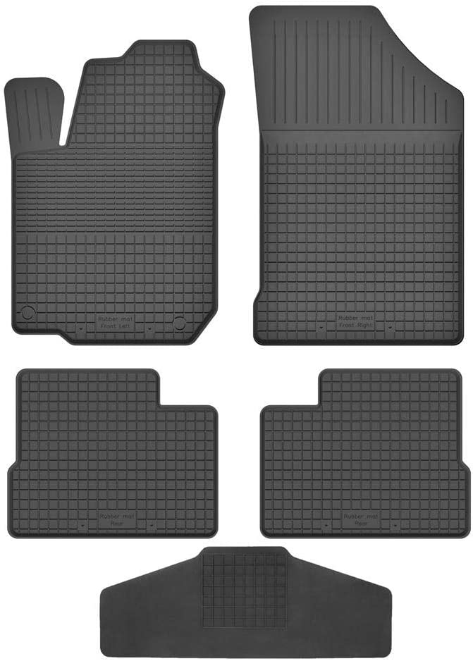 Fußmatten Für Hyundai I30 I30 Cw Fd 2007 2012 Gummi Gumimatten Einzeln Und Als Set Auto