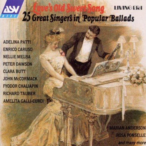 20 Great Singers in Popular Ballads
