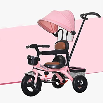Baby stroller- Triciclo para niños Bicicleta grande Bicicleta para bebés Bicicleta Hombres y mujeres Carrito
