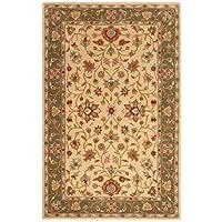 warwick rug 4x6 gold green - Home Decorators Rugs