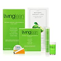Living Lean Detox Cleanse Immunity Kit for 5 Days - Vegan Natural Organic - Alkaline...