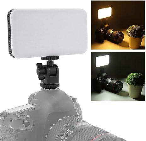 Taidda Sl 100 Led Videoleuchten Mit Hoher Helligkeit Elektronik