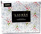 ralph lauren bedroom  Queen Size French Country Floral Sheet Set Cotton Multi Color