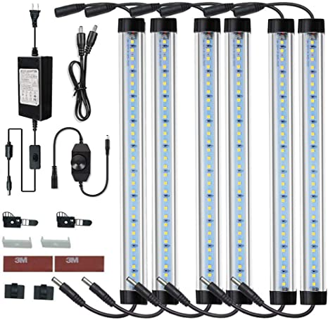 EASY Installation peel /& stick LED Custom Showcase Lighitng 150 Lights total