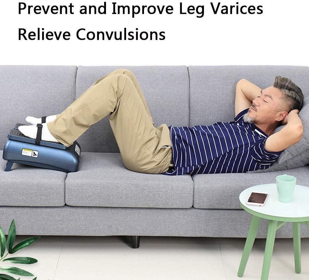 Ejercitador de circulación para ejercicios de piernas ...