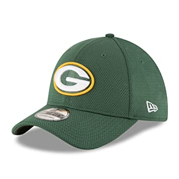 bfc7d629de944 A NEW ERA Sideline Tech 39thirty Grepac OTC Gorra Línea Green Bay Packers  de Tenis