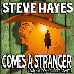 Comes a Stranger Audiobook