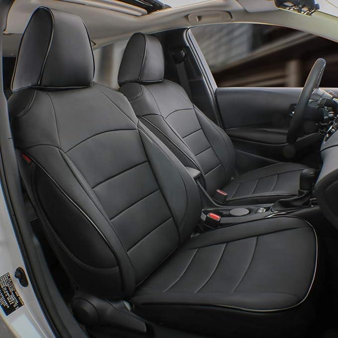 Fltaheroo for Rav4 Rav 4 2019 2020 Carbon Fiber Car Steering Wheel Protective Cover Trim Sticker Interior Accessories Styling