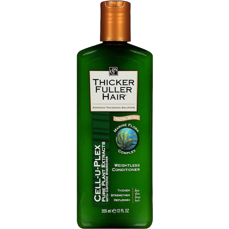 Thicker Fuller Hair Weightless Conditioner Cell-U-Plex 12oz. (2 Pack)