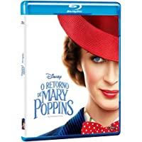 O Retorno De Mary Poppins [Blu-ray]