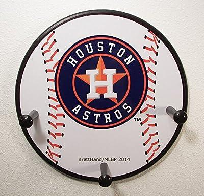 Houston Astros Hat Coat Shirt Jersey Rack