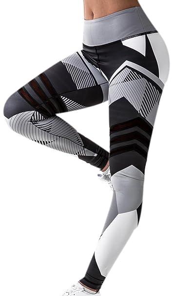 más tarde diseñador de moda precio loco Mujer Leggings Estampados Deporte Leggins Mallas Deportivas ...