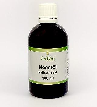 Lavita Neemöl Kaltgepresst 100ml Amazonde Drogerie Körperpflege