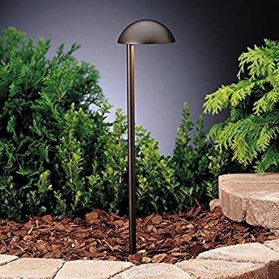 Kichler Lighting Side Mount Eclipse 1-Light 12-Volt Path & Spread Light