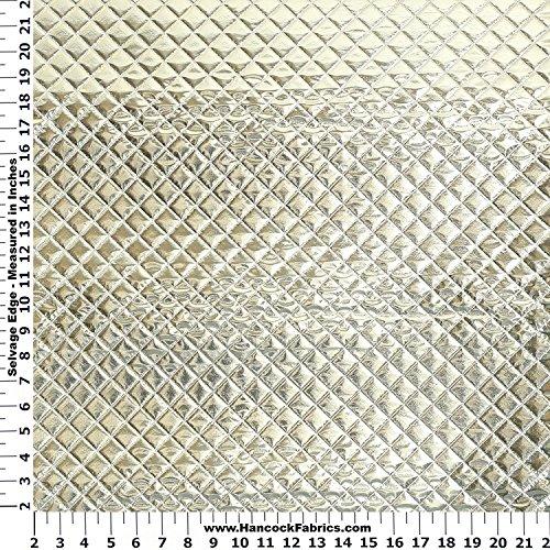 Fairfield Aluminor Bolt, 10 yd, Gold -
