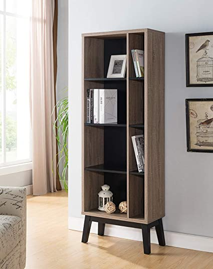 Amazon Com Major Q Modern Contemporary Design 65 H Wooden