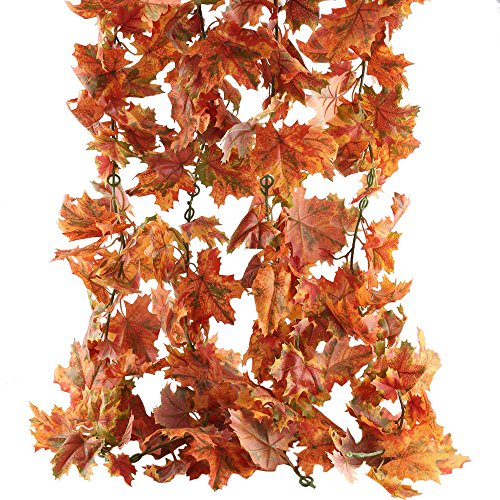 Autumn Leaf Garland - 6