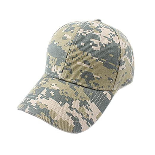 fa1970c9016 Army Baseball ACU Digital Camo Cap hat Adjustable at Amazon Men s ...