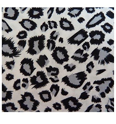 Pa uelo Multicolor Negro Blanco Boutique Unique Talla Mujer 4wx6zpv
