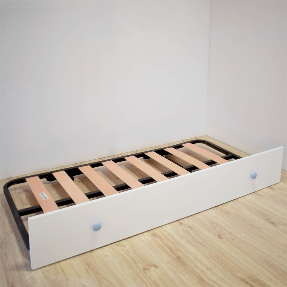 bainba Cama Nido Diana (para Colchón 105 x 190, Tirador Rosa): Amazon.es: Hogar