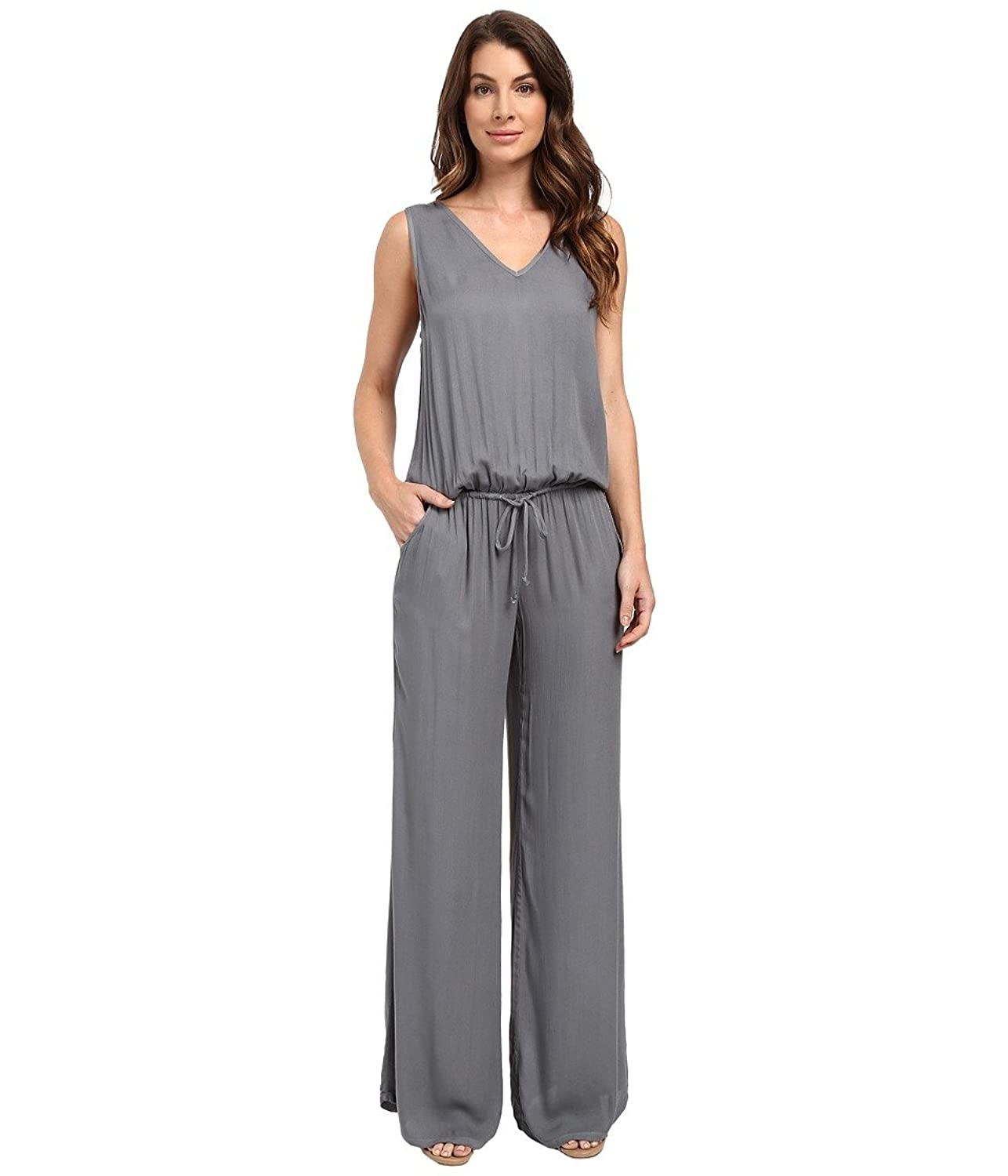 Young Fabulous & Broke Womens Vern Jumpsuit