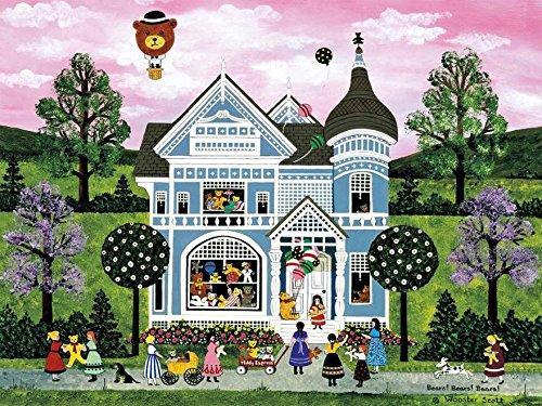 Ceaco Jane Wooster Scott – Bears. Bears. Puzzle