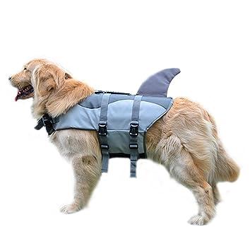 Amazon Com Dog Life Jacket Cute Dog Life Flotation Vest For