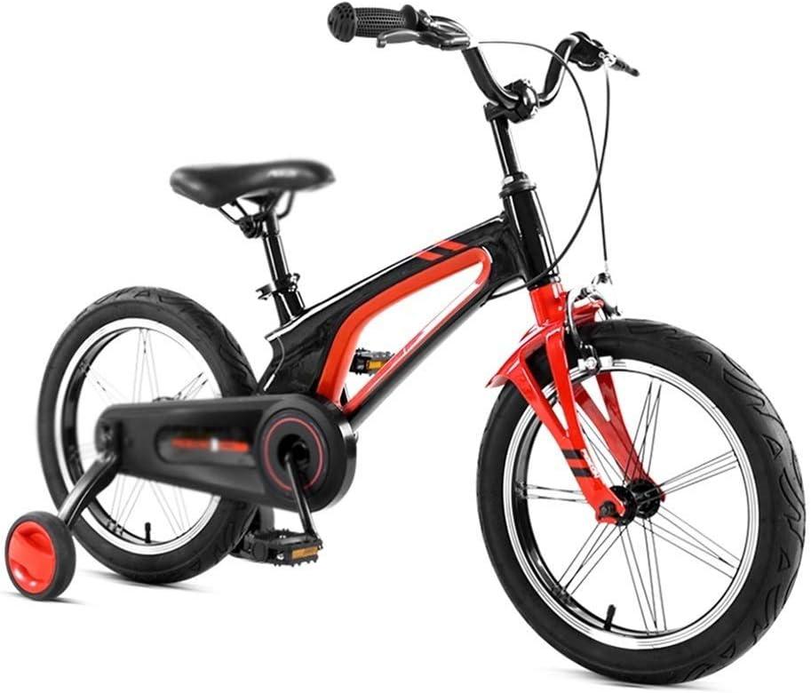 LXF Bicicletas Infantiles 14 Pulgadas niño niño Bicicleta niño ...