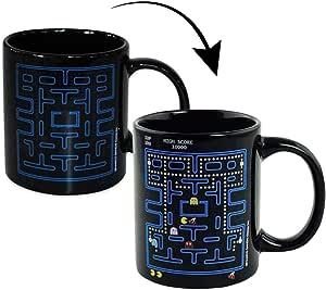 Pac-Man Heat Changing Ceramic Coffee Mug