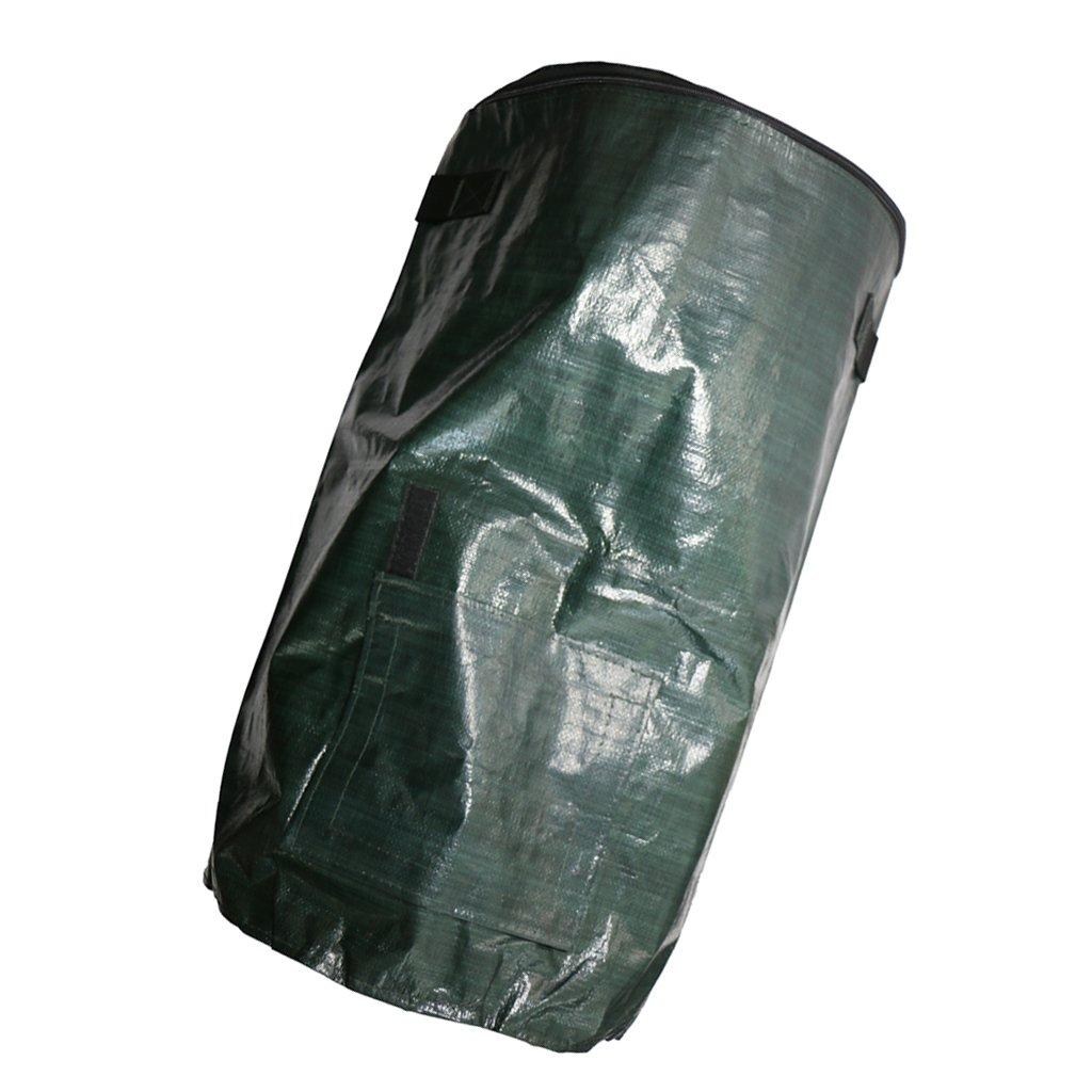 Dolity 60 l Kompostbehälter Hof Müllsack Kompostierung Obst Ferment Küche Hausgemachte Bio Kompost Taschen