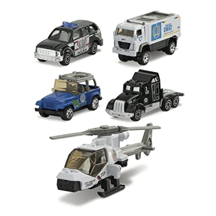 Amazon.com: Juego Police Set: Toys & Games