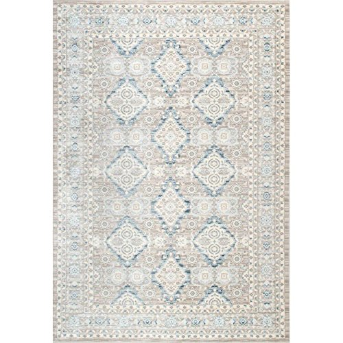 Amazon.com: NuLOOM Machine Made Bowlin Rug 9' X 12' Taupe