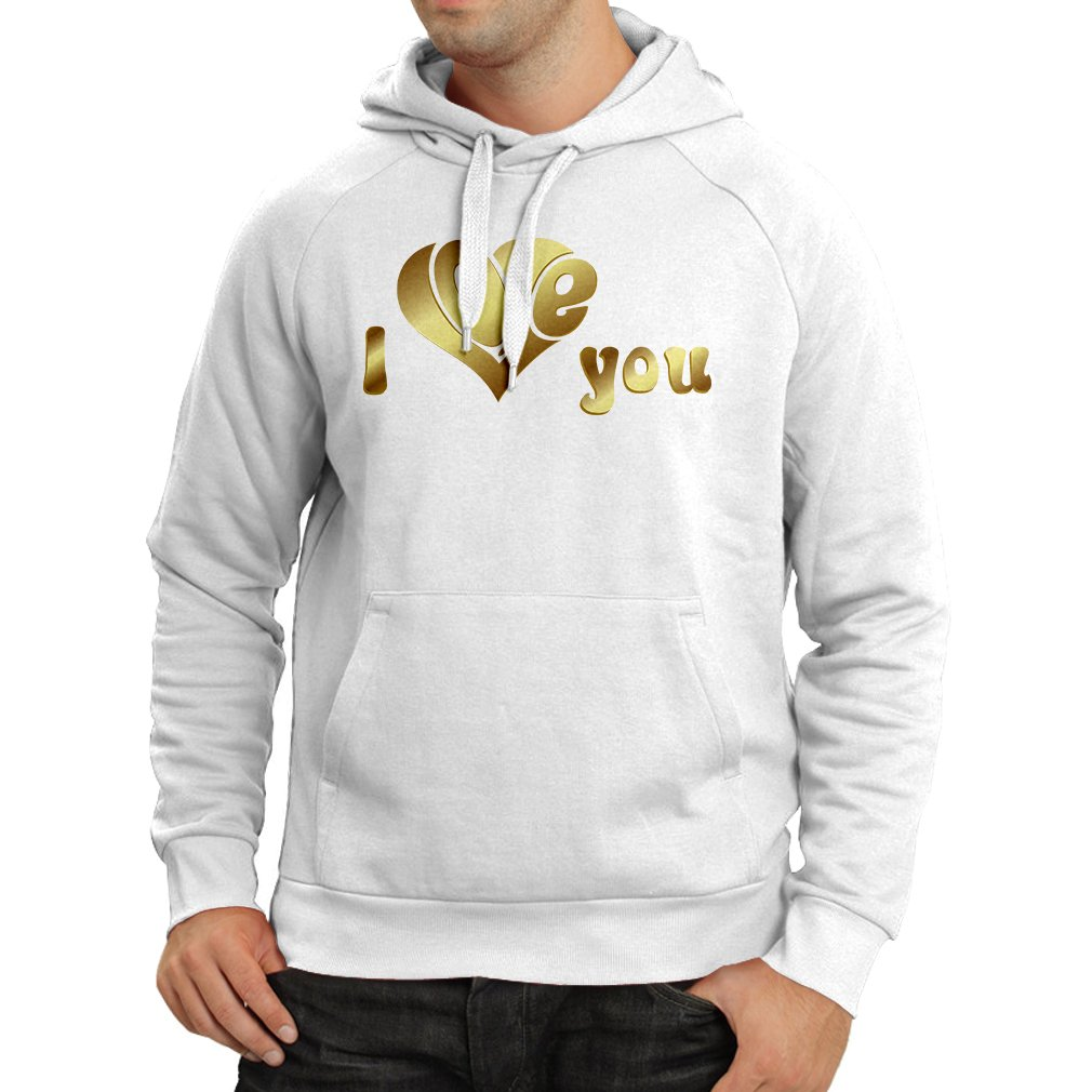 Art Quotes Hoodie I Love You Gifts Valentine Gift Ideas