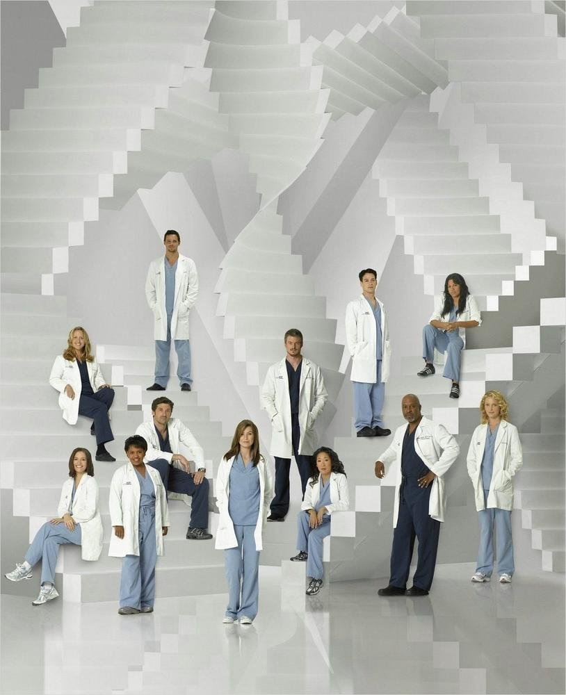 Amazon.com: Grey\'s Anatomy , Saison 4 - Coffret 5 DVD: Movies & TV