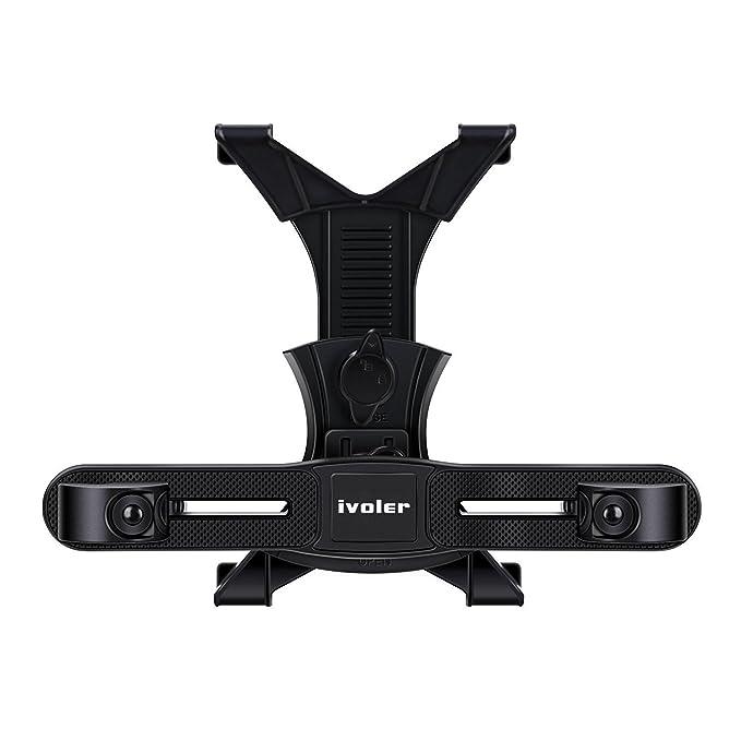 14 opinioni per iVoler Supporto Tablet Auto, Supporto Tablet Poggiatesta 360 Gradi di Rotazione