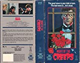 Night of the Creeps VHS Tape