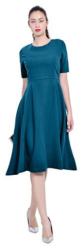 Marycrafts Womens Modest Fit F...