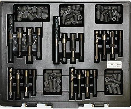 B079RLXCGP TIME-SERT Metric Oil PAN Master Thread Repair KIT P/n 3300 61r79I7vskL.