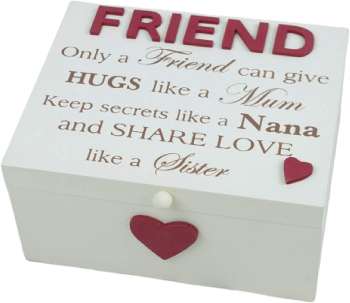 Global Designs F1009C - Caja de recuerdos para amigos: Amazon.es: Bricolaje y herramientas