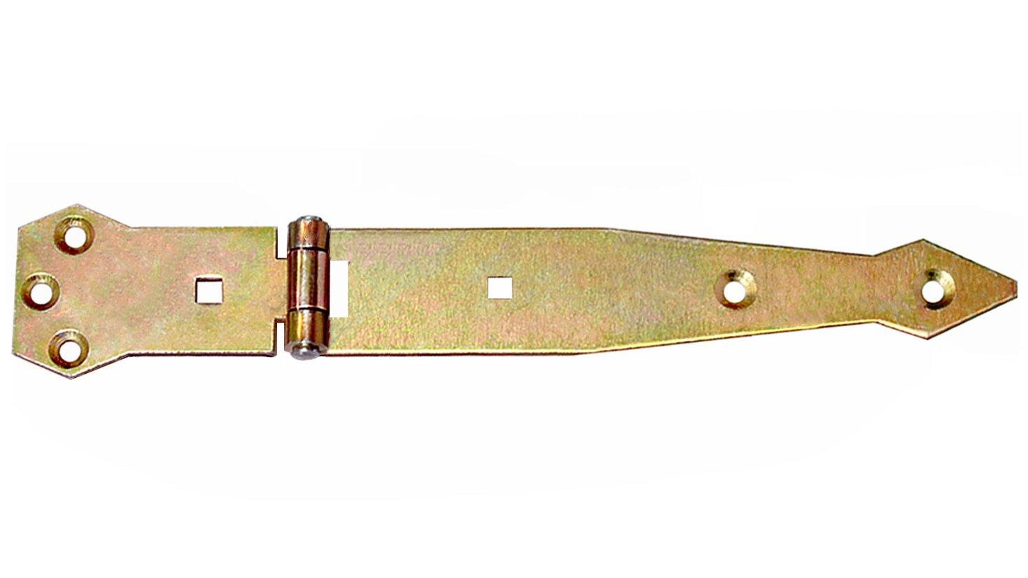Werfgeh/änge T/ürband Ladenband 185 T/ürscharnier Torscharnier Kreuzgeh/änge Verzinkt