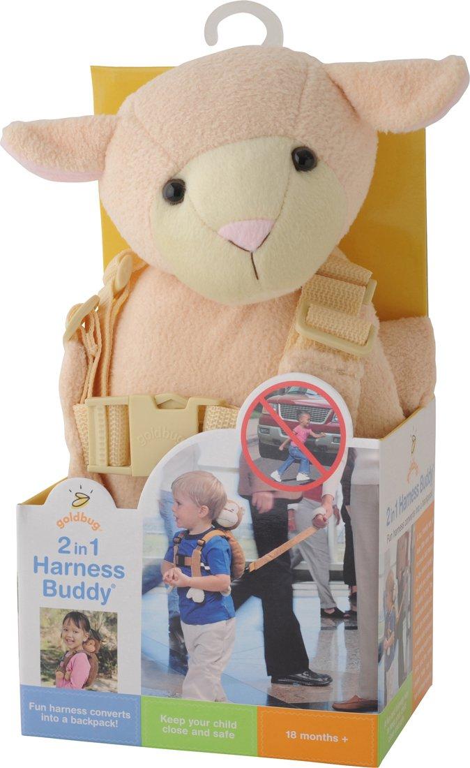 公式の  goldbug Animal ぬいぐるみ Harness 迷子防止 ぬいぐるみ ハーネス goldbug ヒツジ Animal ポリエステル 53858 B000V3H5VI, ミズシマスポーツ:3dc21a02 --- senas.4x4.lt