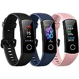 Honor Band 5 Smart Bracelet for 240 * 120 Pixels 8 Customize Fitness/Timer/Swim/Sleep Data Heart Rate Monitoring…
