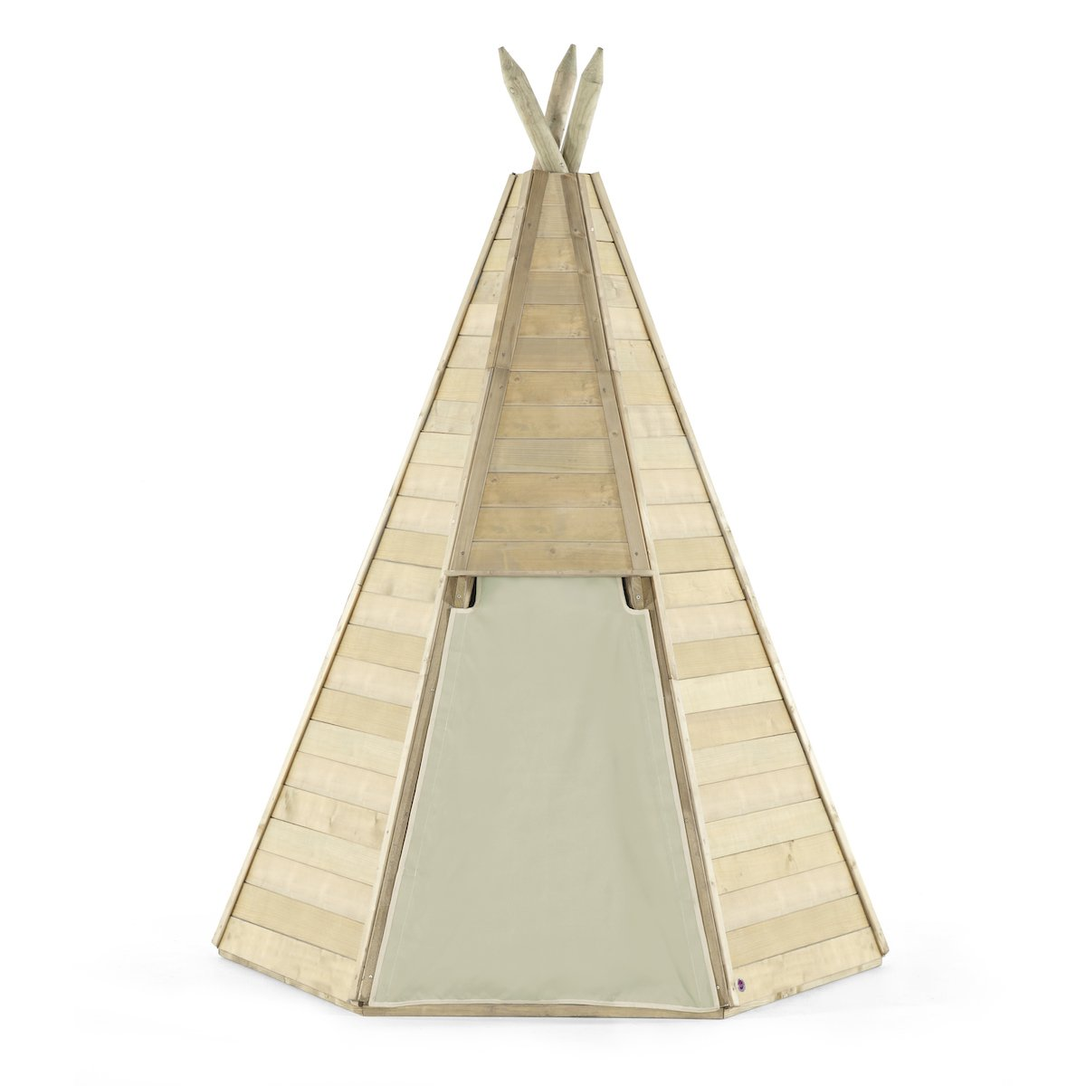Plum Holz Tipi Medium 230 cm Höhe
